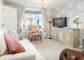 "Thumbnail 4 bed detached house for sale in ""Exeter"" at Arlington Mews, Arlington Road, Sully, Penarth"