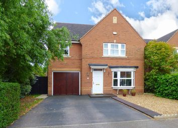 Thumbnail 4 bed detached house for sale in Sandleford Drive, Elstow, Bedfordshire