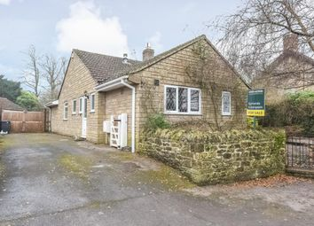 Thumbnail 3 bed detached bungalow for sale in Street Lane, Higher Odcombe, Yeovil, Somerset