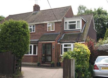 Thumbnail 5 bed semi-detached house to rent in Goaters Road, Ascot, Berks