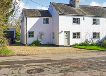 Thumbnail 4 bed semi-detached house for sale in Caxton End, Bourn, Cambridge