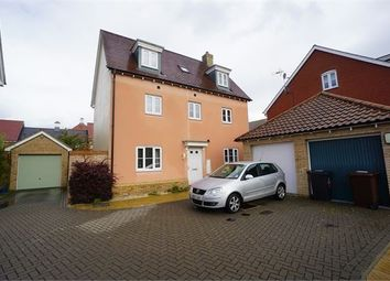 Thumbnail 4 bed detached house to rent in Spencer Road, Colchester, Essex.