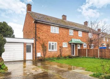 Thumbnail 3 bed semi-detached house to rent in East Road, Langford, Biggleswade