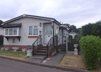 Thumbnail 2 bed mobile/park home for sale in The Laurels, Wythall, Birmingham