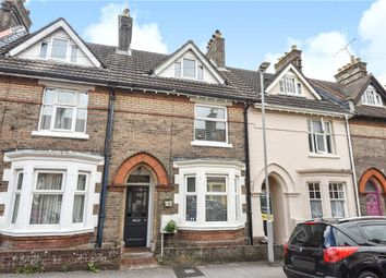Thumbnail 2 bed terraced house for sale in Dukes Avenue, Dorchester