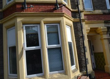 Thumbnail 2 bed flat to rent in 26, North Road, Cathays, Cardiff, South Wales