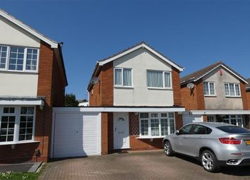 Thumbnail 3 bed link-detached house for sale in Loxley Road, Four Oaks, Sutton Coldfield