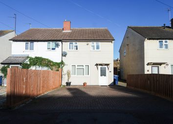 Thumbnail 4 bed semi-detached house to rent in Malletts Road, Cherry Hinton, Cambridge