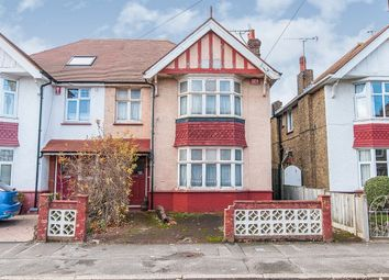 Thumbnail 4 bed semi-detached house for sale in Swinburne Avenue, Broadstairs