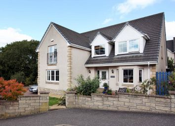 Thumbnail 5 bed detached house for sale in Wallacestone Brae, Wallacestone, Falkirk