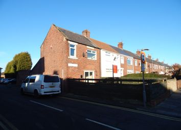 Thumbnail 2 bed end terrace house to rent in Woodhorn Road, Ashington