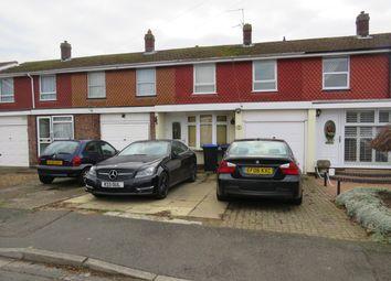 Thumbnail 3 bed property to rent in Brampton Walk, Northampton
