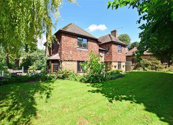 Thumbnail 4 bed detached house for sale in High Street, Eynsford, Dartford, Kent