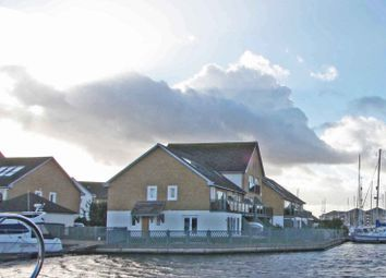 Thumbnail 4 bed town house for sale in Bryher Island, Port Solent, Portsmouth