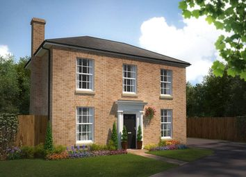 Thumbnail 4 bed detached house for sale in Plot 198, St George's Park, George Lane, Loddon, Norwich