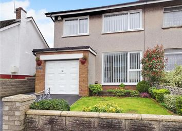 Thumbnail 3 bed semi-detached house for sale in Heol Y Sheet, North Cornelly