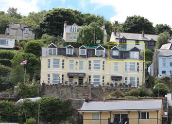 Thumbnail 1 bed flat to rent in West Road, West Looe, Looe