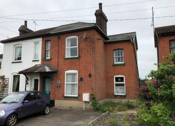 Thumbnail 2 bed semi-detached house for sale in 155 Paper Mill Lane, Bramford, Ipswich, Suffolk