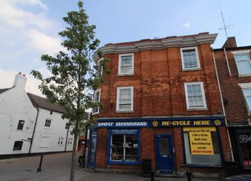 Thumbnail 2 bed flat to rent in Westgate, Grantham