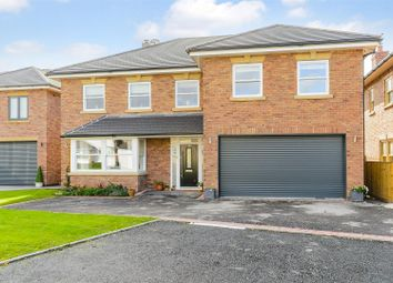 Thumbnail 5 bed detached house for sale in Orton Road, Warton, Warwickshire