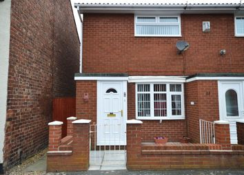 Thumbnail 2 bed terraced house for sale in Hutton Road, Skelmersdale