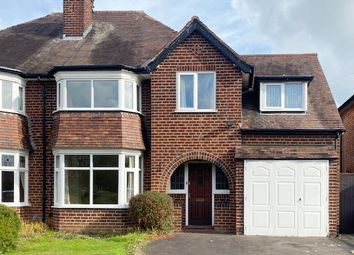 4 bed semi-detached house to rent in Thornby Avenue, Solihull B91