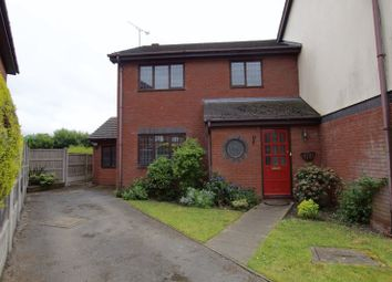 Thumbnail 3 bed semi-detached house for sale in St James Court, Rhosddu, Wrexham
