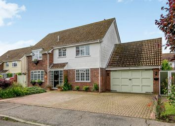 Thumbnail 4 bed detached house for sale in Crabtree, Kirby-Le-Soken, Frinton-On-Sea, Essex