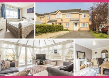 Thumbnail 4 bedroom semi-detached house for sale in Harrison Drive, St. Mellons, Cardiff