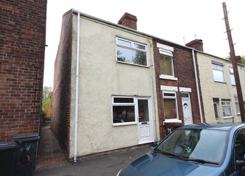 Thumbnail 2 bed end terrace house for sale in Shaw Street West, Ilkeston
