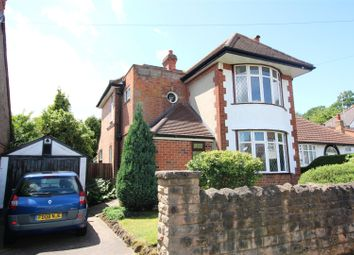 Thumbnail 3 bed detached house for sale in Holden Road, Beeston, Nottingham