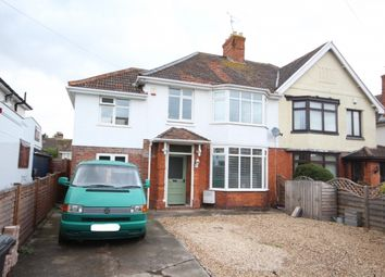 Thumbnail 4 bed semi-detached house for sale in Wares Lane, Wembdon, Bridgwater