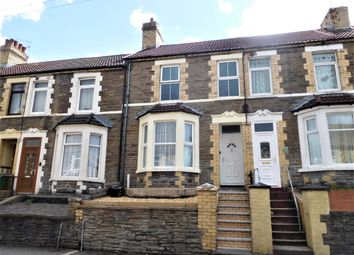 Thumbnail 3 bed terraced house for sale in Van Road, Caerphilly