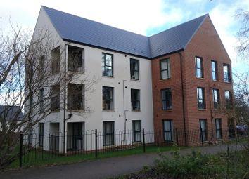 Thumbnail 2 bedroom flat for sale in Ketley Park Road, Ketley, Telford