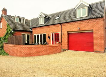 Thumbnail 4 bed detached house for sale in Sibcy Lane, Balderton, Newark