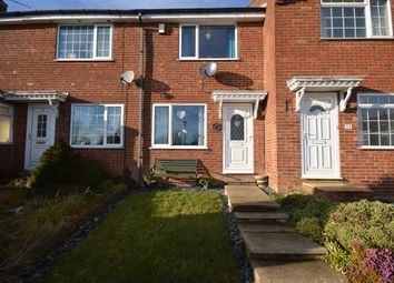 Thumbnail 2 bed terraced house for sale in Priest Close, Hunmanby, Filey