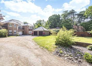 5 bed detached house for sale in Gally Hill Road, Church Crookham, Fleet GU52
