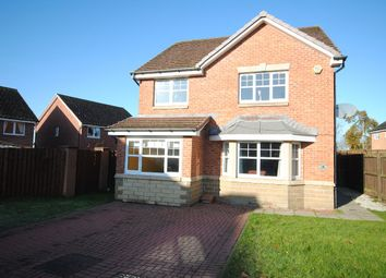 Thumbnail 4 bed detached house for sale in Sandalwood Avenue, Newarthill, Motherwell