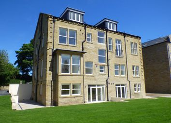 Thumbnail 2 bed flat for sale in Stafford Manor, Stafford Avenue, Halifax