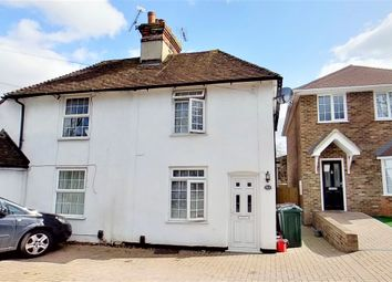 Kingsnorth Road, Ashford TN23. 2 bed semi-detached house for sale