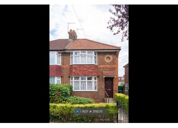 Thumbnail 4 bed semi-detached house to rent in Orchard Grove, Edgware