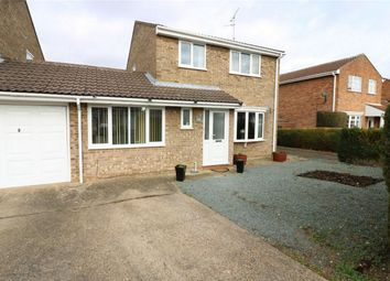 Thumbnail 4 bed detached house for sale in Swift Close, Deeping St James, Market Deeping, Lincolnshire