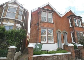 Thumbnail 3 bedroom semi-detached house to rent in West Hill Road, Cowes, Isle Of Wight