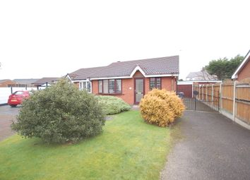 Thumbnail 2 bed semi-detached bungalow for sale in Dunbar Close, Blackpool