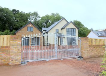 Thumbnail 4 bed detached house for sale in Wentwood View, Five Lanes, Caerwent, Caldicot