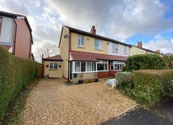 Thumbnail 3 bed semi-detached house for sale in South Avenue, New Longton, Preston