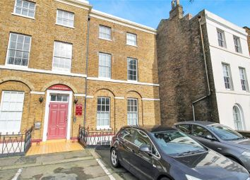 Thumbnail 2 bedroom flat for sale in Robertson Villas, 17 New Road, Rochester, Kent