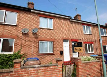 Thumbnail 2 bed terraced house to rent in Croft Road, Newmarket