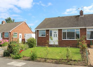 Thumbnail 2 bed semi-detached bungalow for sale in Devonshire Road, Darlington