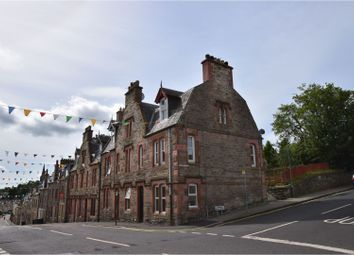 Thumbnail 2 bed flat for sale in Scott Street, Galashiels